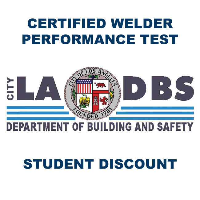 SMAW - LADBS Welding Performance Test - Structural Steel ...